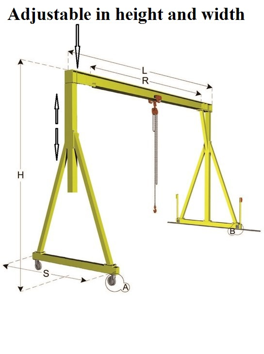 Portable Jib Cranes Floor Mounted Jib Cranes Jib Crane