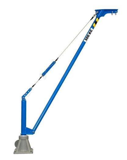 Articulated Arm Lifting Devices : Jib cranes crane custom free standing
