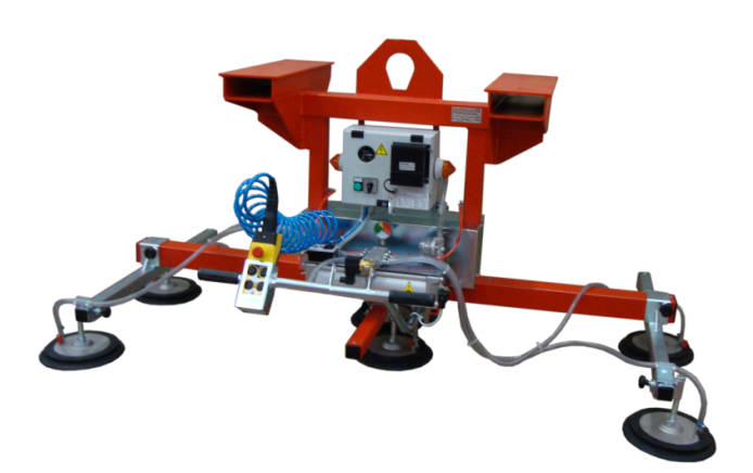 Adjustable Height And Width Aluminum Gantry Cranes