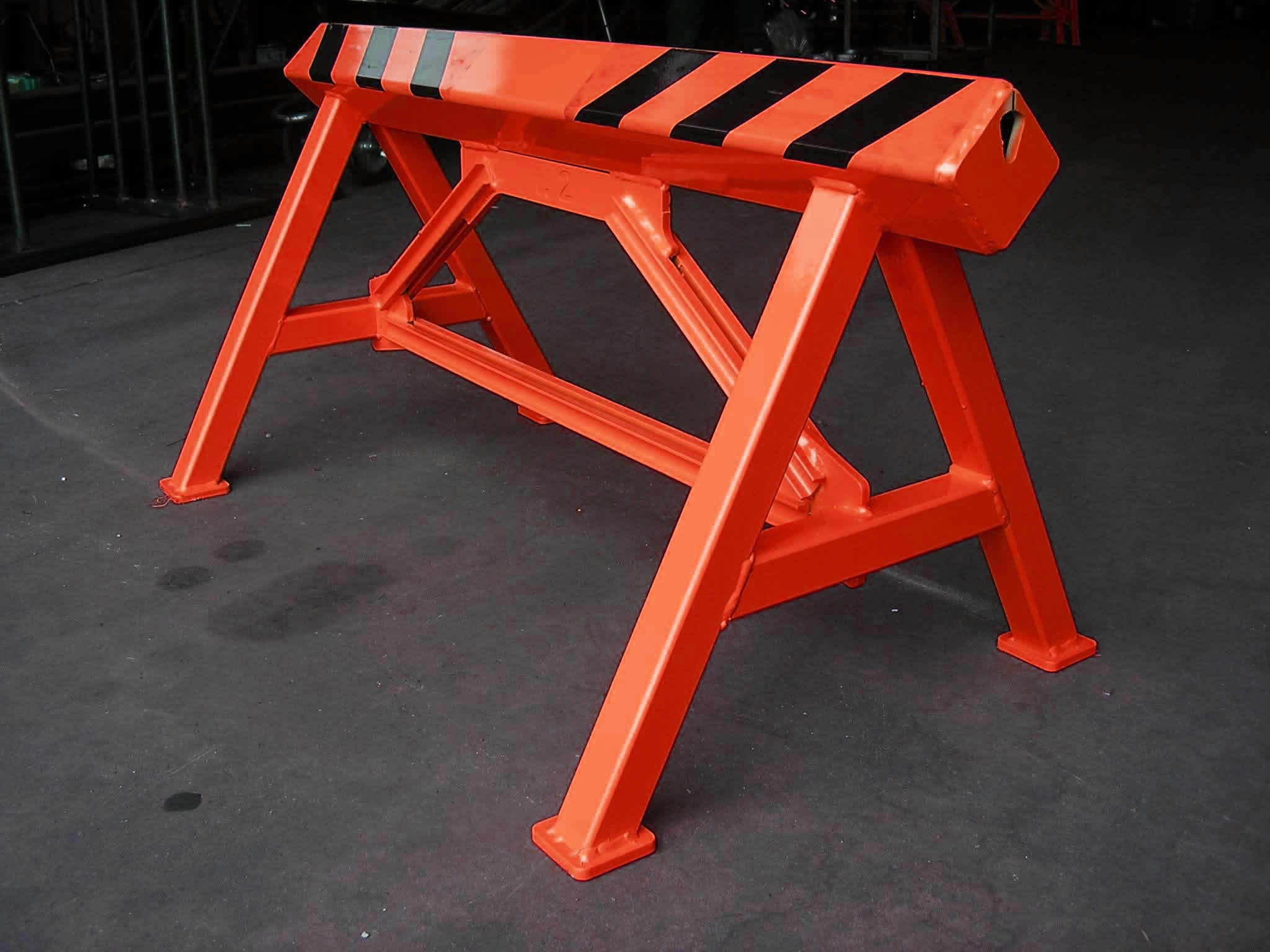 Steel Sawhorses Industrial Sawhorses Heavy Duty Work
